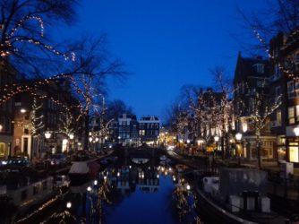 Víkend v Amsterdame