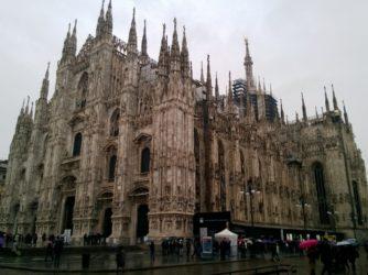 Medzipristátie vmeste módy – Miláno za jeden deň