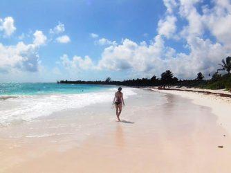 Mexiko 3. časť:  Lákadlá Playa del Carmen