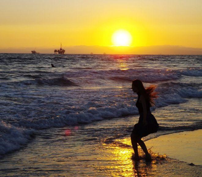 Leto v Kalifornii – Huntington Beach a jeho okolie