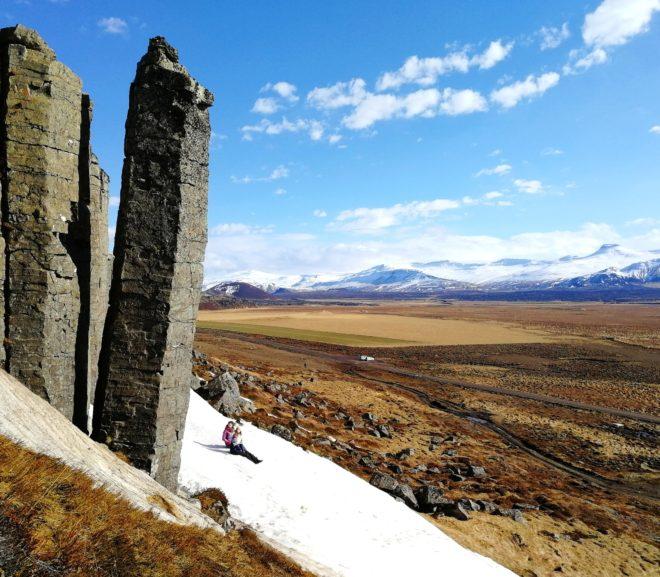 Island spríručnou batožinou za menej ako 600 €?  Náš itinerár a rozpočet!